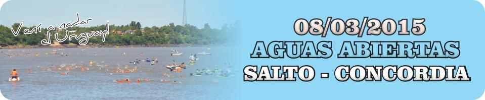 Aguas Abiertas Salto - Concordia 2015